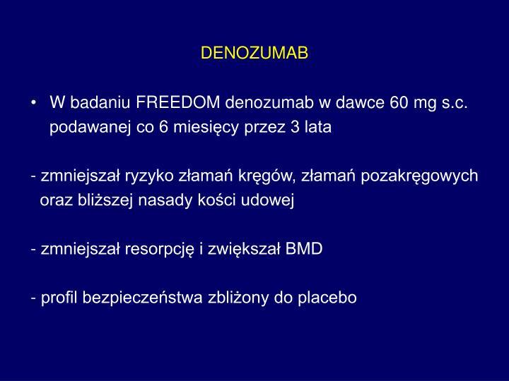DENOZUMAB