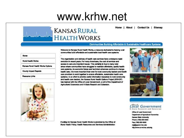 www.krhw.net