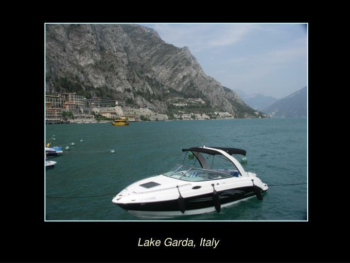 Lake Garda, Italy