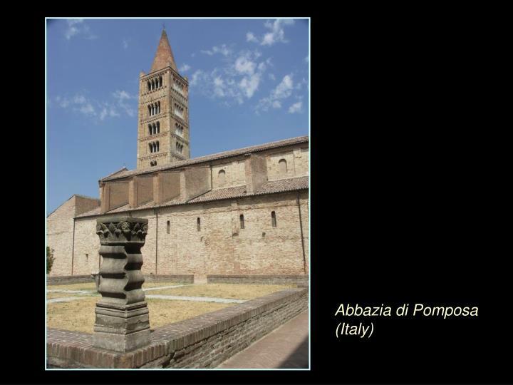Abbazia di Pomposa (Italy)