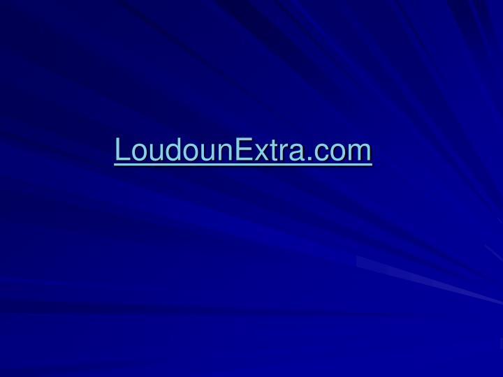 LoudounExtra.com