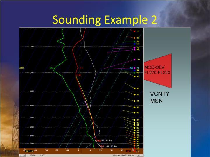 Sounding Example 2