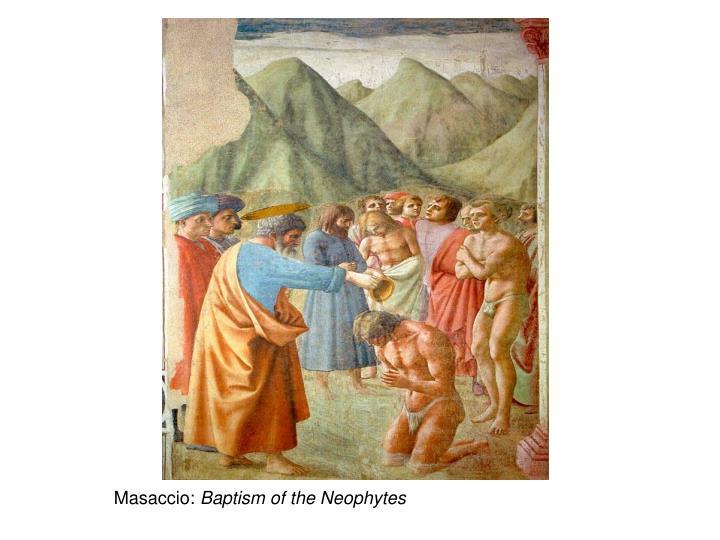 Masaccio: