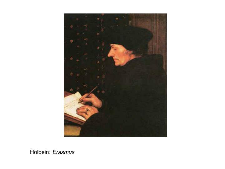 Holbein: