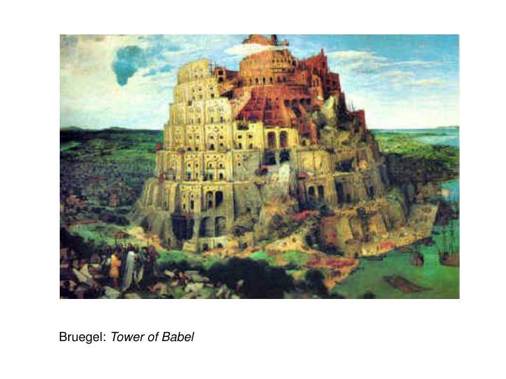 Bruegel: