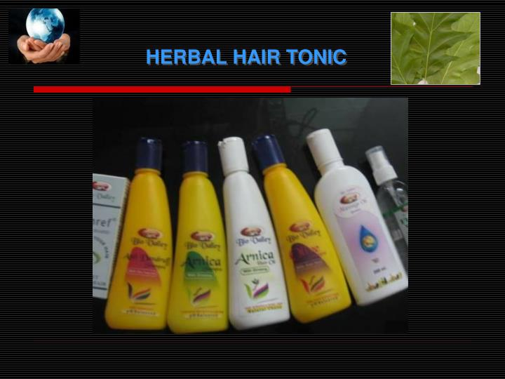 HERBAL HAIR TONIC