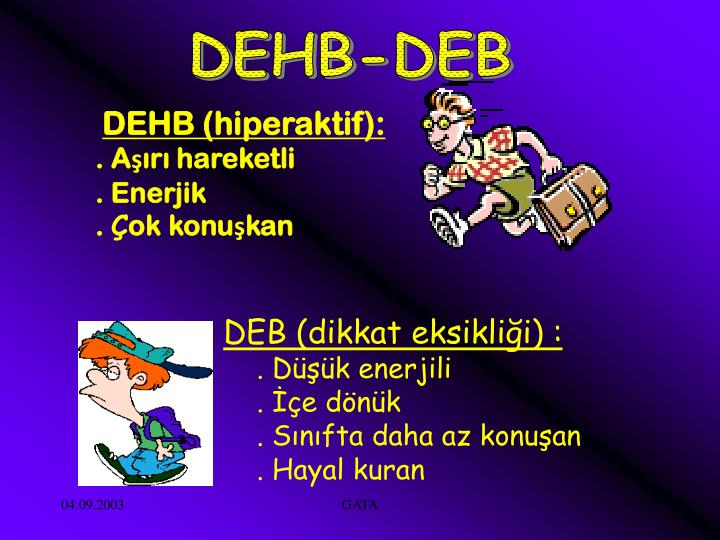 DEHB-DEB