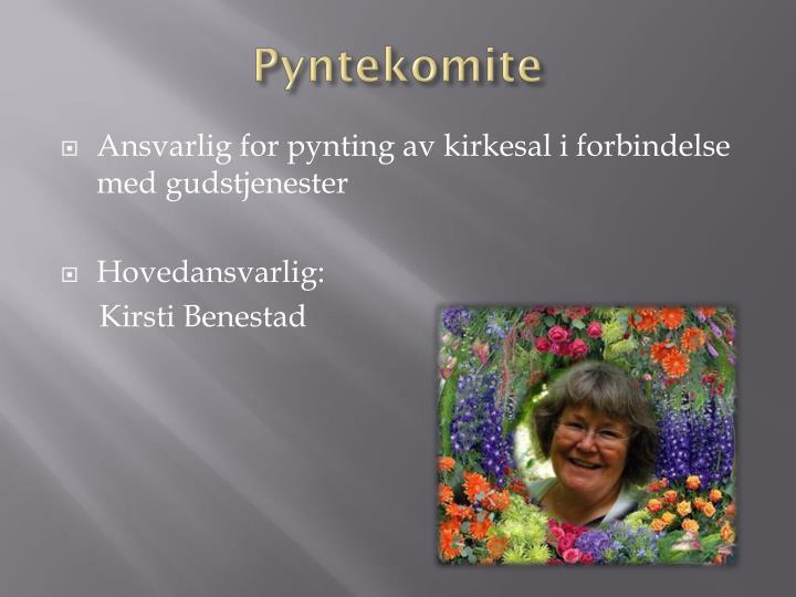 Pyntekomite