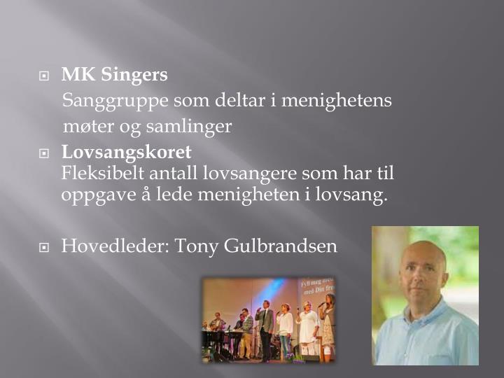 MK Singers