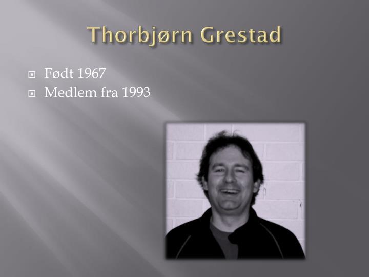 Thorbjørn