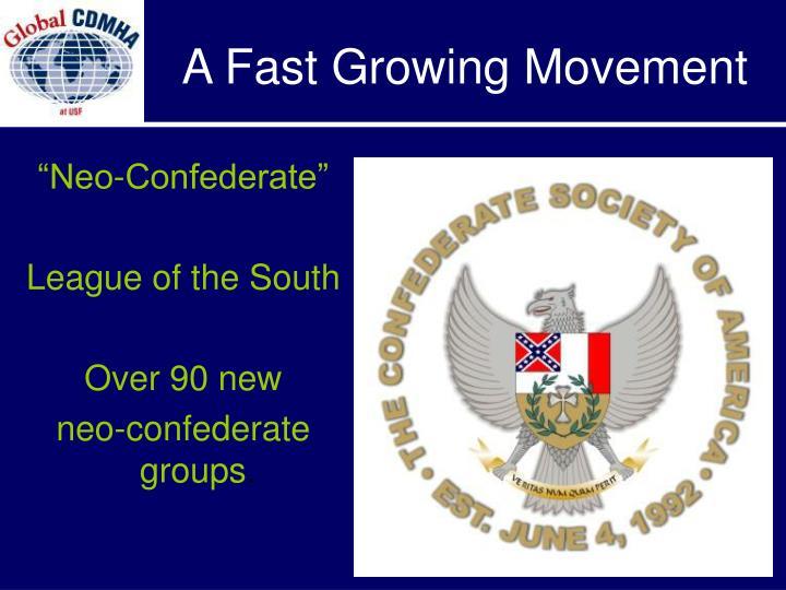 """Neo-Confederate"""
