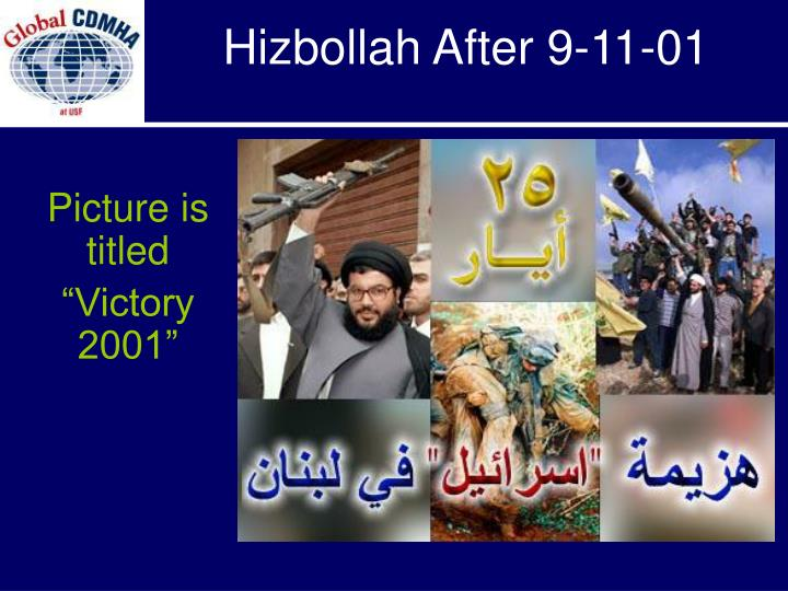 Hizbollah After 9-11-01