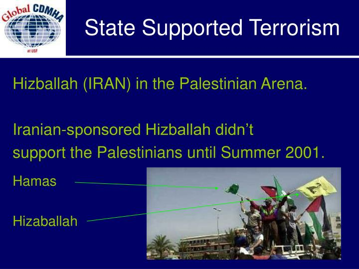 State Supported Terrorism
