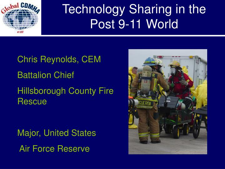 Technology Sharing in the