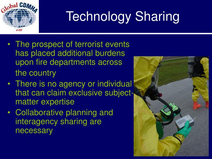 Technology Sharing