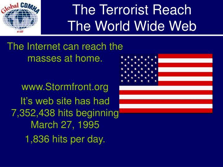 The Terrorist Reach