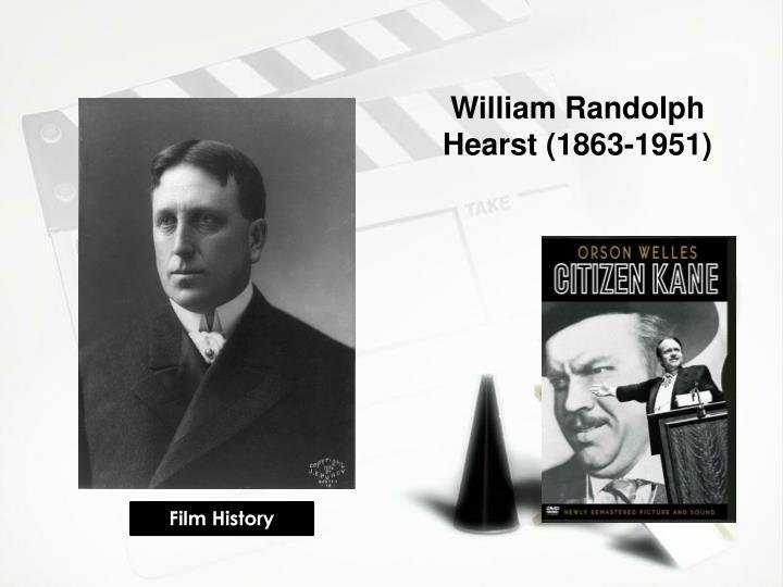 William Randolph Hearst (1863-1951)