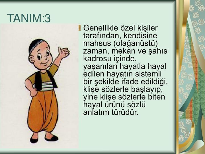 TANIM:3