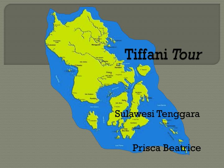 Tiffani tour
