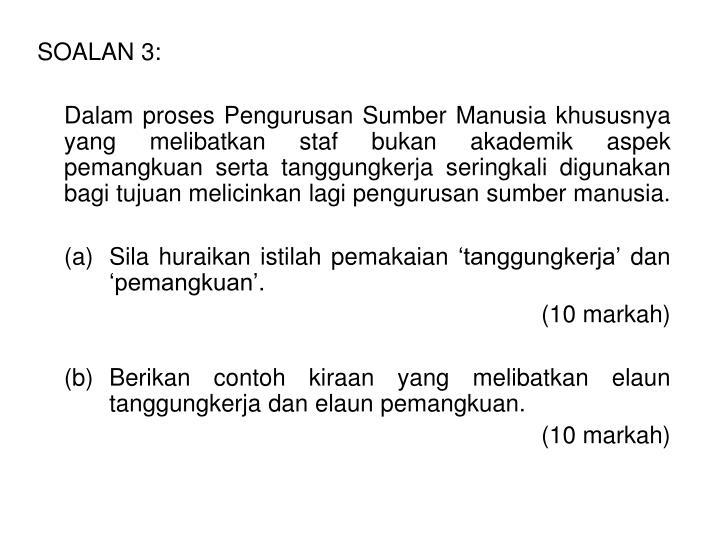 SOALAN 3: