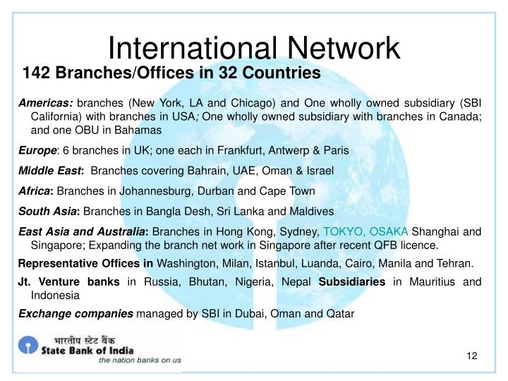 International Network