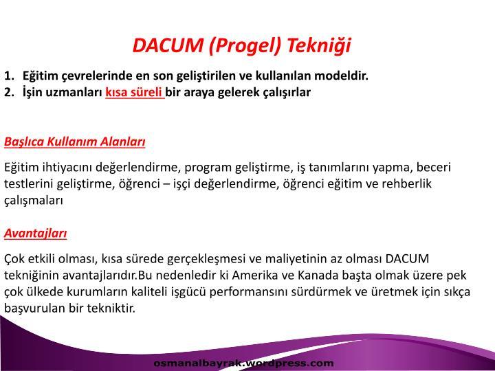 DACUM (