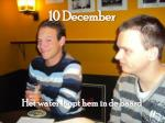 10 december
