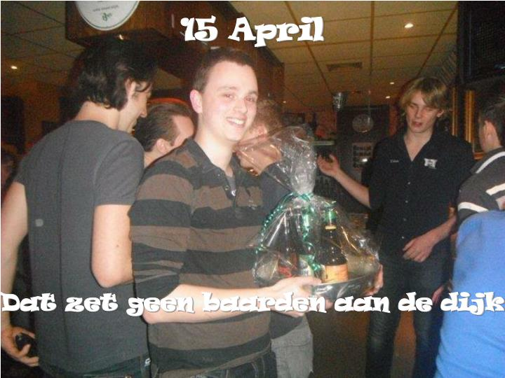15 April