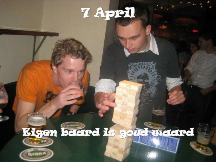 7 April