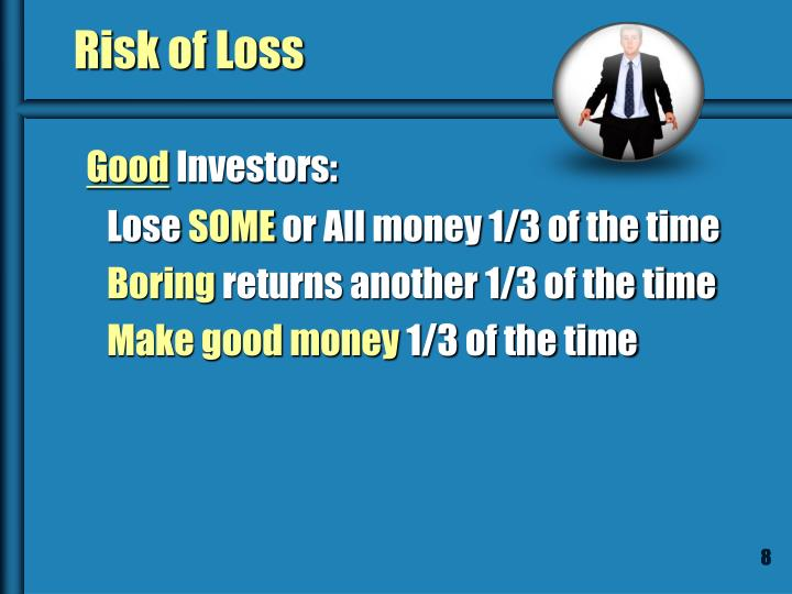 Risk of Loss