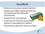 kasa bank