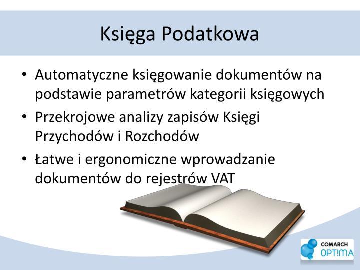 Księga Podatkowa
