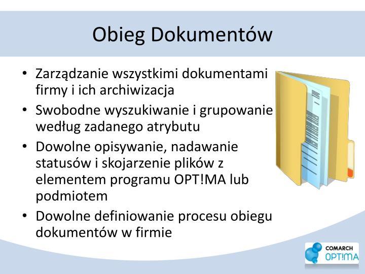 Obieg Dokumentów
