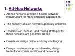 1 ad hoc networks1