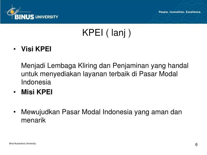 KPEI ( lanj )