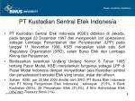 pt kustodian sentral efek indonesia