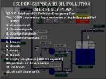 sopep shipboard oil pollution emergency plan