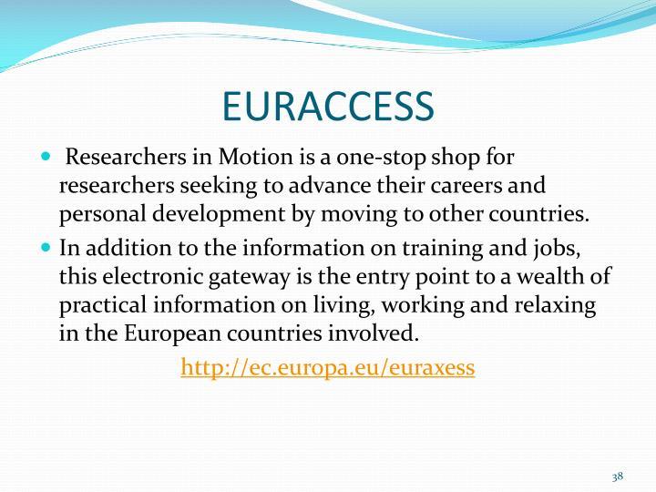 EURACCESS