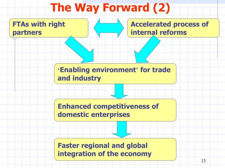 The Way Forward (2)