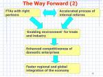 the way forward 2