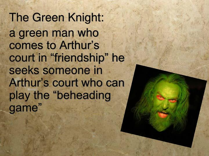 The Green Knight: