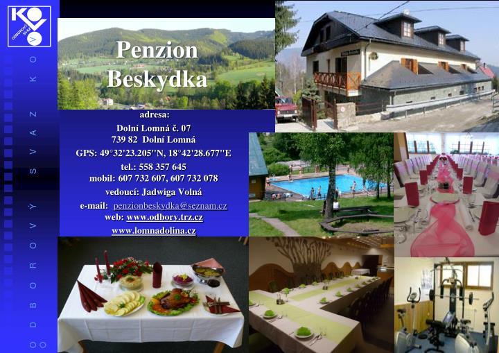 Penzion Beskydka