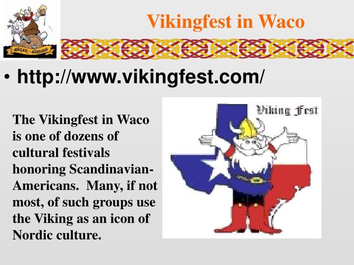Vikingfest in Waco