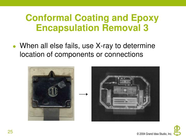 Conformal Coating and Epoxy Encapsulation Removal 3