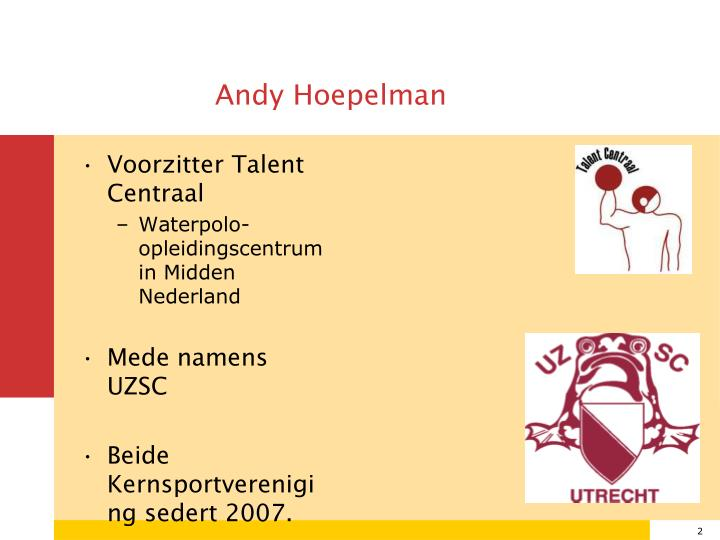 Andy Hoepelman