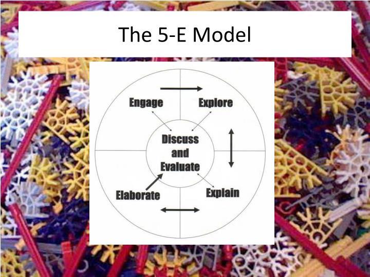 The 5-E Model