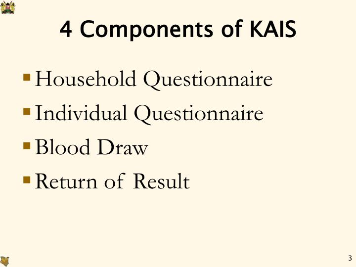 4 Components of KAIS