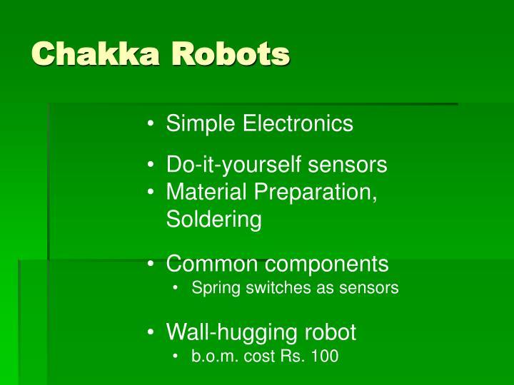 Chakka Robots