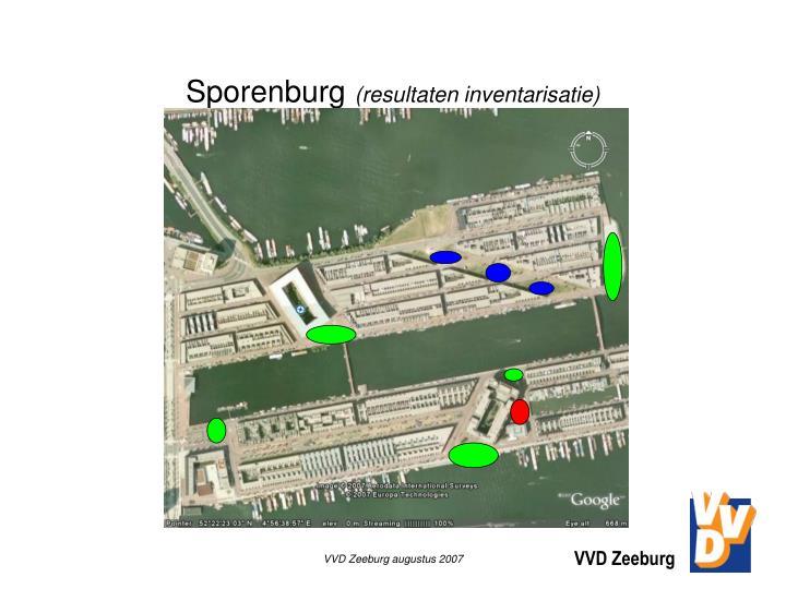 Sporenburg
