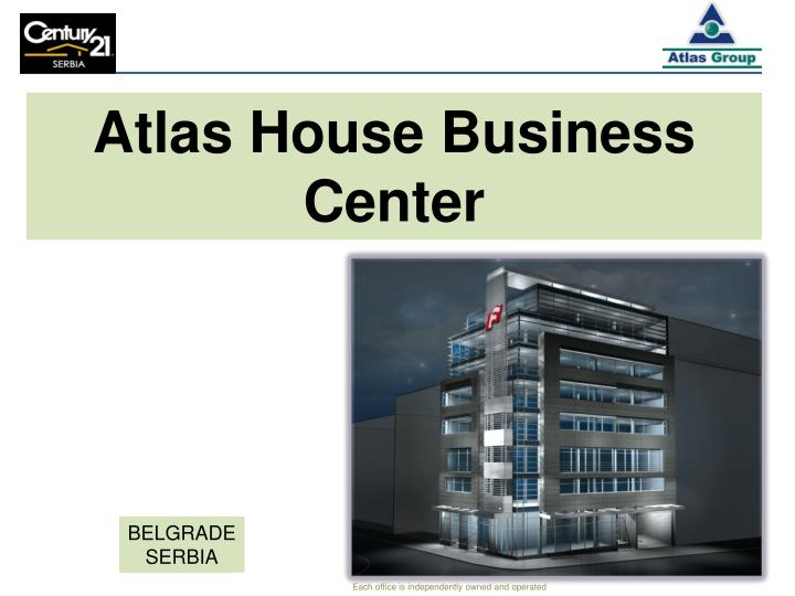 Atlas House Business Center